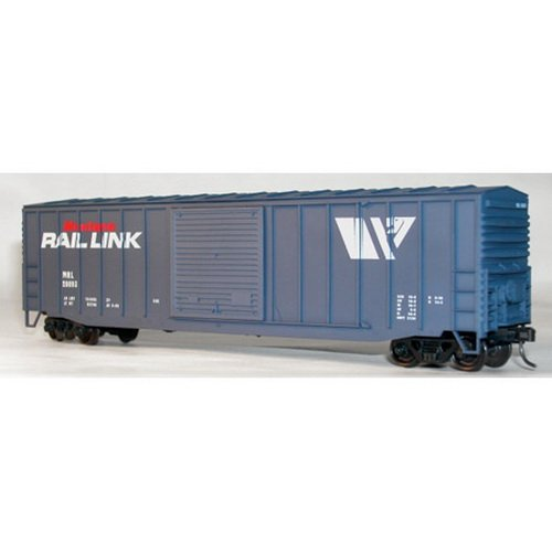 Accurail 5642 HO KIT 50' Exterior Post Box, MRL (Accurail Ho 50' Exterior Post)