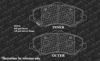 E-Coated Slotted Drilled Rotors + Ceramic Pads Max Brakes Front /& Rear Elite Brake Kit KT053283 Fits: 2011 11 2012 12 Jeep Wrangler
