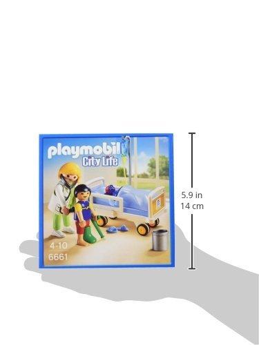 PLAYMOBIL - Doctor con niño (66610) 10