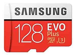 Samsung EVO Plus 128GB microSD Memory Card UHS-I U3 100MB/s (MC128G)