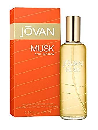 Jovan Musk Women Cologne Concentrate Spray by Jovan, 3.25 Ounce ()