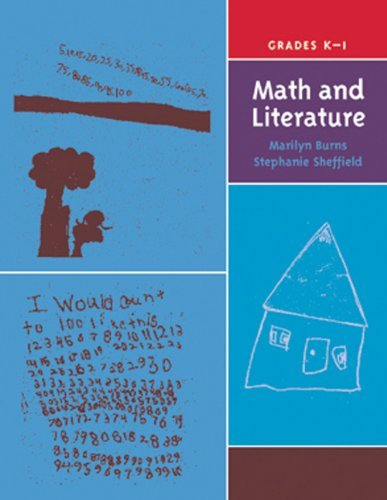 Math And Literature, Grades 23 by Burns, Marilyn, Sheffield, Stephanie [Paperback]