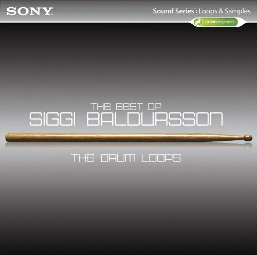 The Best of Siggi Baldursson: The Drum Loops [Download] (Drum Download Kits)