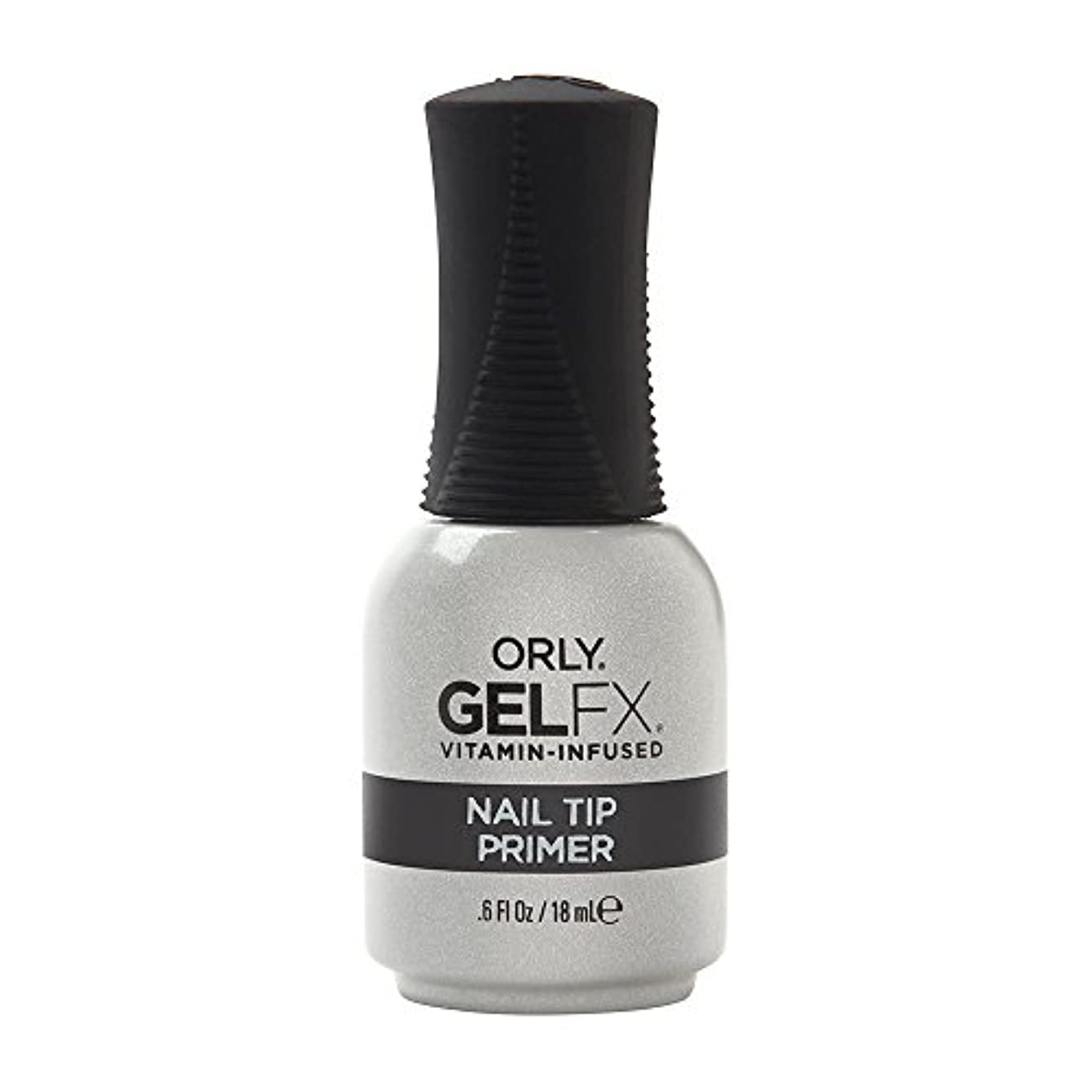 パックローン壊れたOrly Gel FX - Nail Tip Primer - 0.6 oz / 18 mL
