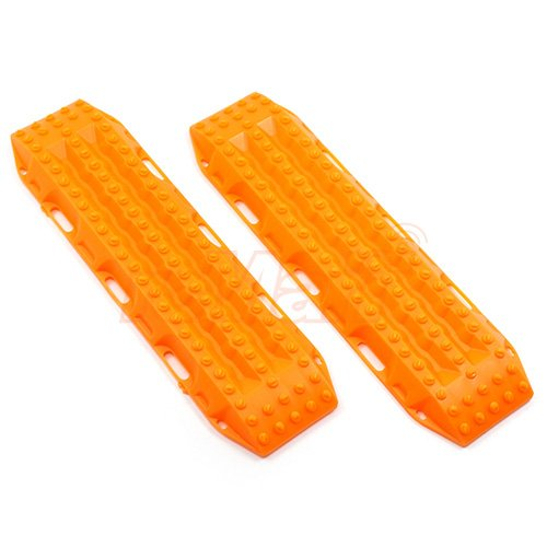 Xtra Speed 1/10 RC Rock Crawler Accessory Plastic Recovery Ramps & Sand Board #XS-59739