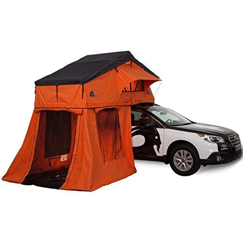 Tepui Autana Ruggedized Tent: 3-Person 4-Season Expedition Orange, One Size -  01ARG061607