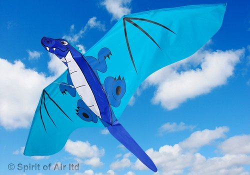Classical Cool Ice Dragon Kite For Adult   Childrens Outdoor Beach Camping Sports Games   Gifts By Partypackage Ltd