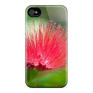 Cute High Quality Iphone 5s Beautiful Red Flower Case