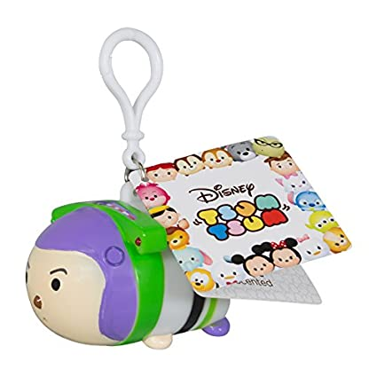 Amazon.com: Disney Tsum Tsum squeezables – Buzz Lightyear ...