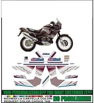 Emanuel & Co XT 750 Z Super TENERE 1995: Amazon.es: Coche y moto