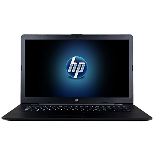 CUK HP 17z, Jet Black 17.3' Full HD IPS Laptop - (AMD A12-9720P 3.6GHz Quad Core, 8GB RAM, 1TB SSHD, Radeon 530 Graphics 4GB VRAM, Windows 10) - Cheap Gaming Notebook Computer