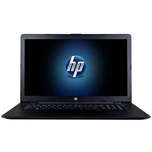 CUK HP 17z, Jet Black 17.3' Full HD IPS Laptop - (AMD A12-9720P 3.6GHz Quad Core, 8GB RAM, 1TB SSHD, Radeon 530 Graphics 4GB VRAM, Windows 10) - Cheap Gaming Notebook Computer