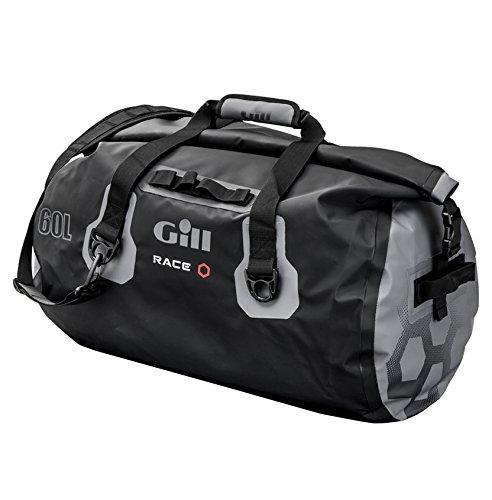 Waterproof Race - Gill 60L Waterproof Race Team Bag - Graphite Color