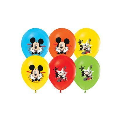 (Mickey Mouse Balloons 12
