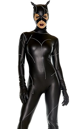 [Forplay Women's On The Prowl, Black, X-Small/Small] (Forplay Costumes 2016)