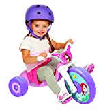 Disney Princess Heart Strong 10' Fly Wheels Junior Cruiser Ride-On - Pink