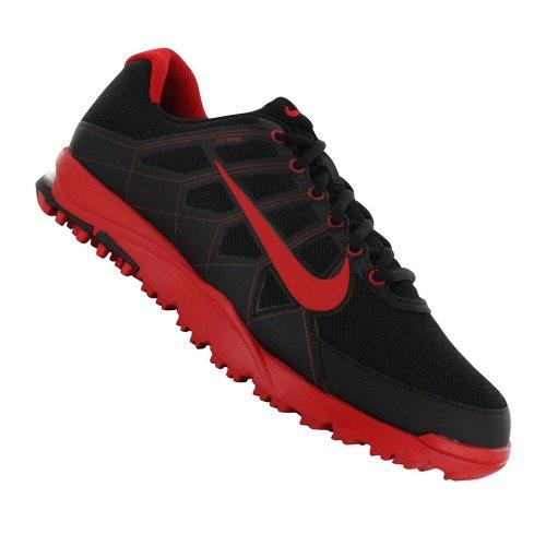 Nike Golf Men's Nike AIR Range WP II-M, Black Challenge Red, 8 M US ()