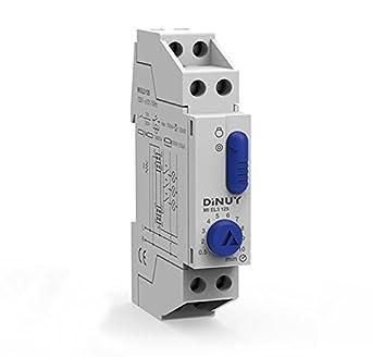 MINUTERO EL 3000 3 HILOS 16A 230V: Amazon.es: Industria, empresas y ciencia