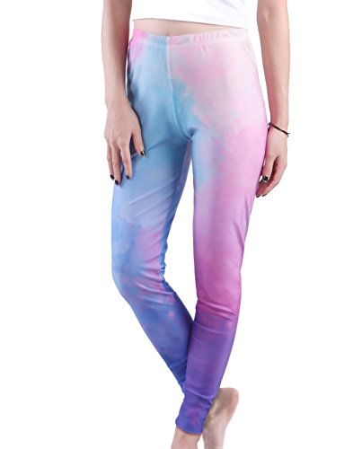 HDE Womens Slimming Yoga Leggings