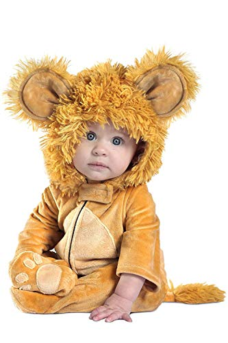 Princess Paradise Baby Anne Geddes Leo The Lion Deluxe, As As Shown, 0 to 6 Months