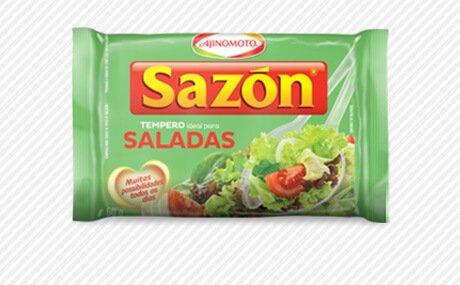 Ajinomoto Salad Seasoning | Sazon Saladas - 60gr 2.11oz (5 Pack)