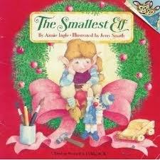 The Smallest Elf (Picturebacks)