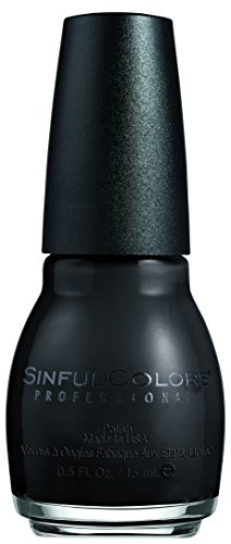 Bari Revlon 217679-04 .5 Oz Black On Black Professional Nail Polish