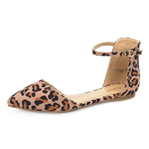 Leopard Ballet Shoes - 3