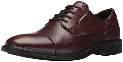 ECCO Men's Knoxville Cap Toe Oxford, Whisky, 45 EU/11-11.5 M US by ECCO (Image #1)
