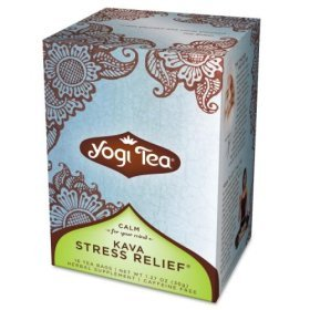 Yogi Tea Kava Stress Relief 16 Bags