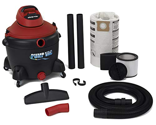 commercial shop vac 16 gallon - 7