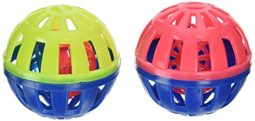 2 Pack Cat Play Balls (Balls 2 Pack Cat Toy)