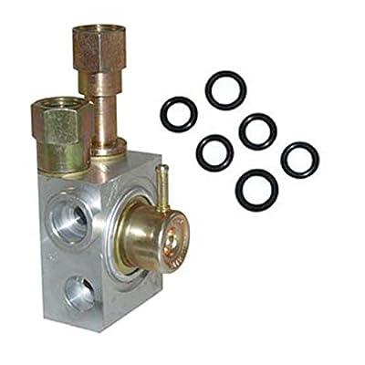 Original Engine Management FPR9 Fuel Pressure Regulator