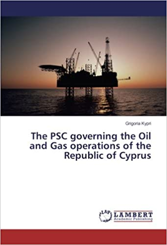 The PSC governing the Oil and Gas operations of the Republic