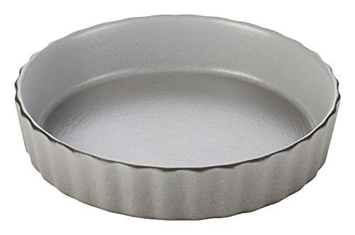 REVOL 651684/4 Flan Dishes, Set of 4, Pepper