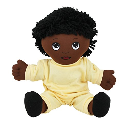 Childrens Factory FPH732 Special Needs African American Boy Ethinic Toddler Doll