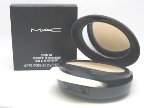 MAC Studio Fix Powder Plus Foundation - Nc20 by MAC