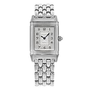 Jaeger LeCoultre Reverso mechanical-hand-wind mens Watch 266.8.44 (Certified Pre-owned)