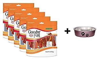 Healthy Hide Good n Fun Triple Flavor Wings for Dogs