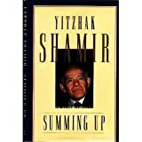 Summing up an Autobiography, Yizhac Shamir, 0316968250