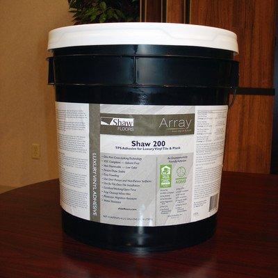Shaw Floors 200 Vinyl Adhesive - 4 Gallons