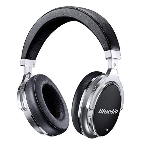 Bluetooth Headphones Active Noise Cancelling, Bluedio F2 ANC