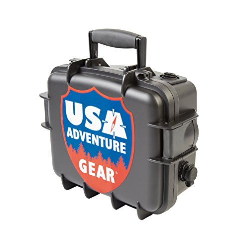 Glacier XE 12v Portable Water Pump featuring USA's 5300 ProGear Professional Grade Pump by USA Adventure Gear (Image #3)