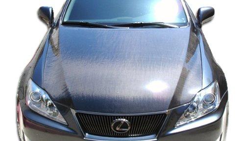 2006-2013 Lexus IS Series IS250 IS350 IS250C IS350C Carbon Creations OEM Hood - 1 (Carbon Creations Oem Grille)