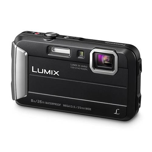 Panasonic DMC-TS30K LUMIX Active Lifestyle Tough Camera (Black)