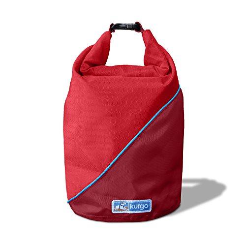Weave Pet Carrier - Kurgo Kibble Carrier(TM) Travel Dog Food Bag