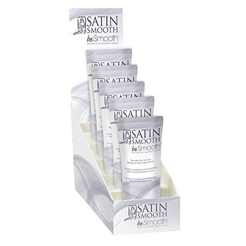 Satin Smooth 4 Piece Besmooth Lotion Display, 2 (Satin Smooth Moisturizing Moisturizer)