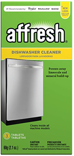 Affresh W10549850 Dishwasher Cleaner
