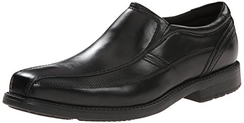 Rockport Men's Style Leader 2 Bike Slip-On Loafer,Black,7 M US -
