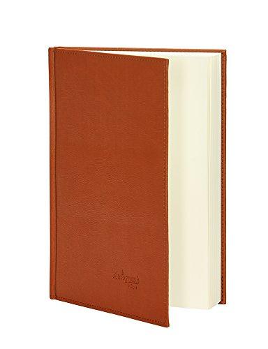 Tortora 687606–Libro ospiti Autograph Extra, colore: marrone Pardo